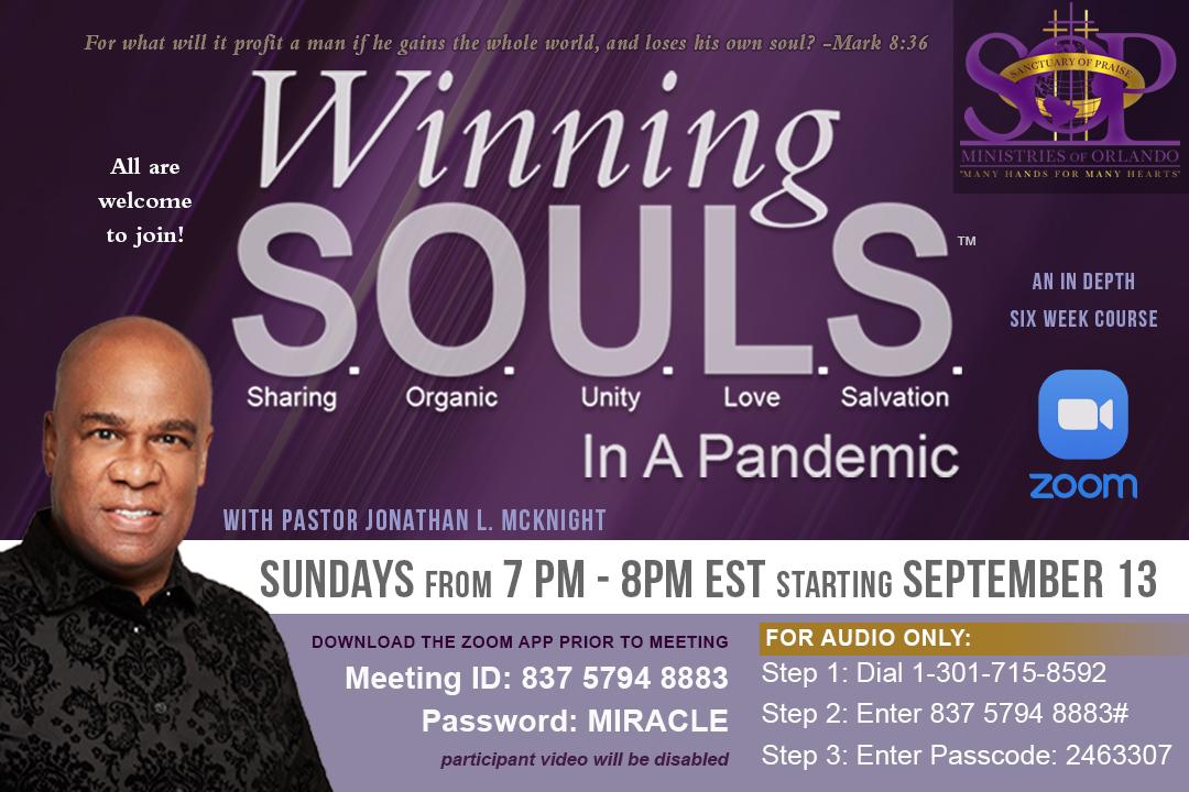 Winning Souls Ad